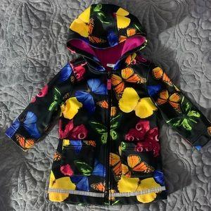 Other - Baby girl rain coat